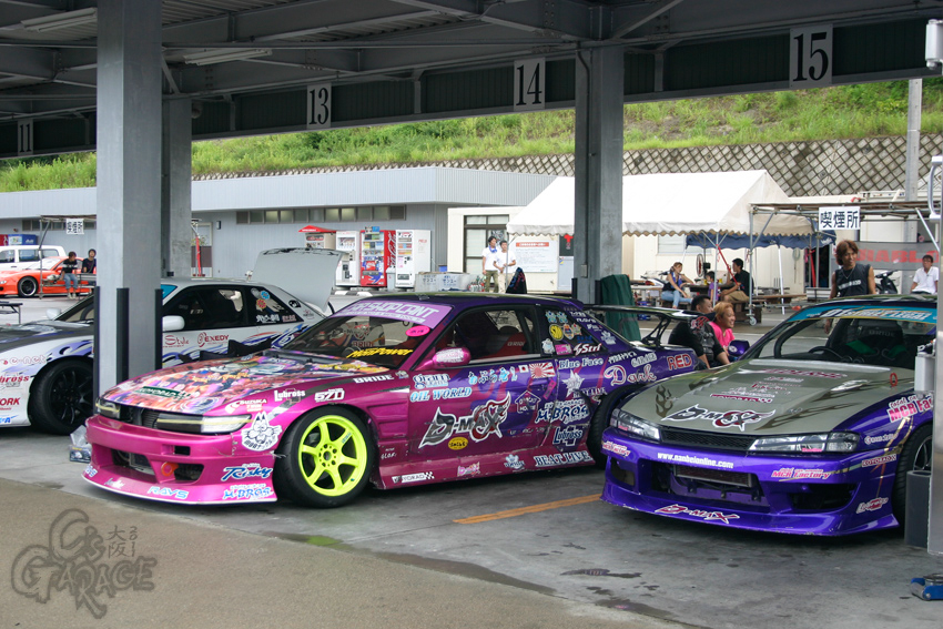 Team D Max Suzuka Twin Drift Muscle C S Garage